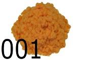 флок полиамид 1мм №001