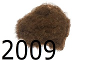 флок полиамид 2мм №2009
